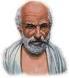 Hippokrates (Arzt und Vater der Mdizin, 460-377 v.